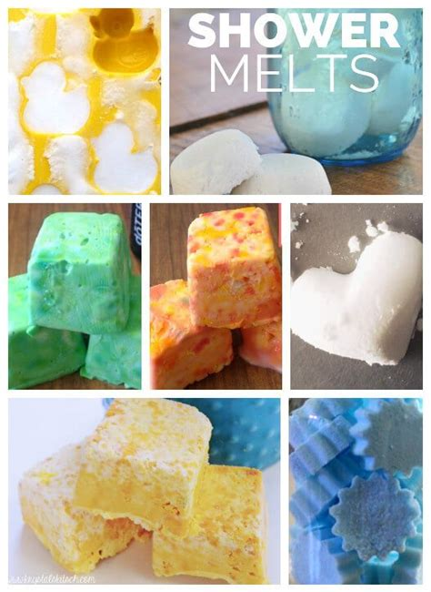 How To Use Essential Oils In The Shower by Shower Steamers And Melts Made With Essential Oils One