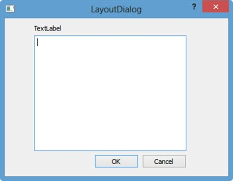 qt5 layout widget qt5 tutorial layouts 2018