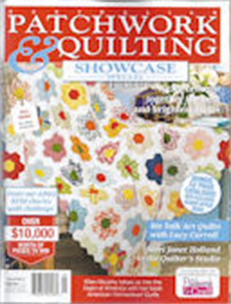 Australian Patchwork And Quilting Magazine Website - products