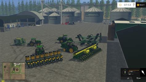 Grow Ls For deere planting pack v1 0 for ls15 farming simulator 2015 15 mod