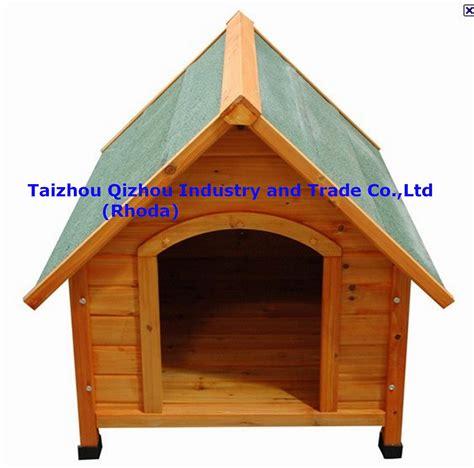 dog houses wood china wooden dog house qzd9002 china dog house dog kennel