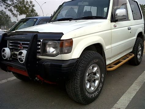 how petrol cars work 1994 mitsubishi pajero parking system pajero 1994 3 door for sale in islamabad cars pakwheels forums