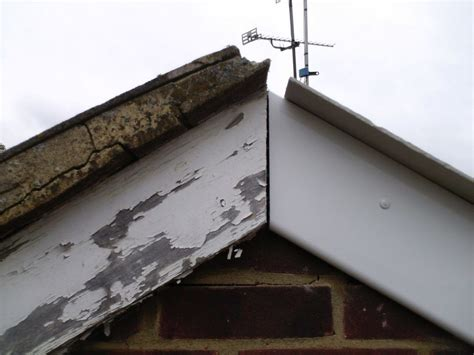 Fascia Board Installation Cost What Are Bargeboards And How Much Do They Cost To Replace