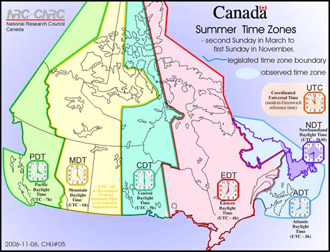 antique map timezones uk forsale time zones of canada winter and summer alternating canada