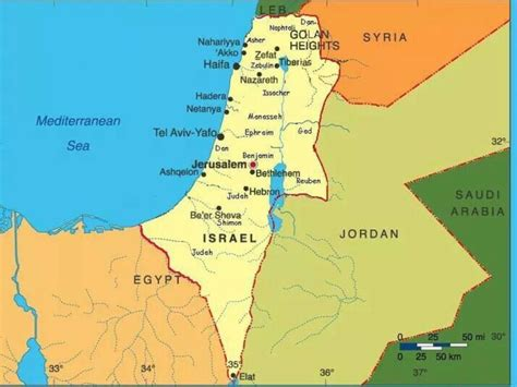 middle east map lebanon syria map of middle east tourists in israel