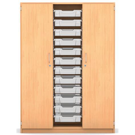 schrank boxen mittelhoher schrank 12 flache boxen 6 verstellbare