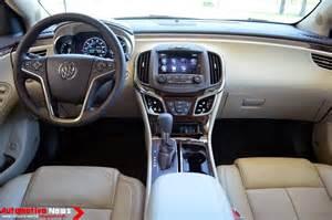 2014 Buick Lacrosse Interior Automotive News 2014 Buick Lacrosse