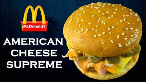 american supreme make american supreme burger like mcdonald s at home