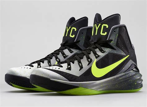 upcoming nike basketball shoes 2014 nike hyperdunk 2014 quot city pack quot sneakernews