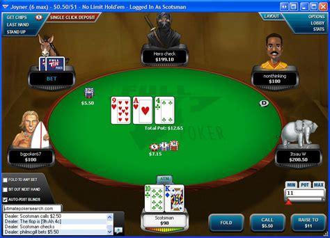 full tilt poker review ultimate poker search