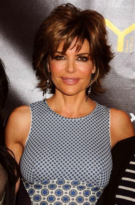 wild and glamorous hairstyles inspired by lisa rinna 31 best lisa rinna images on pinterest short hairstyle