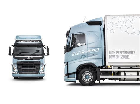volvo new truck volvo trucks new gas trucks cut co2 emissions by 20 to 100