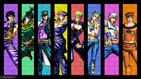 jojos bizarre adventure jojo s bizarre adventure wallpaper 1920x1080 wallpapersafari