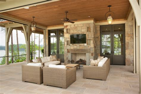 Outdoor Patio Ceiling Materials by What Material Was Used For The Porch Ceiling Cedar Pine