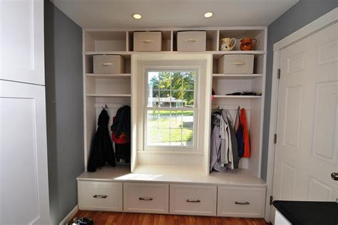 Mud Room Furniture by Andy S Top 10 Enhancements Mudroom Cabinets