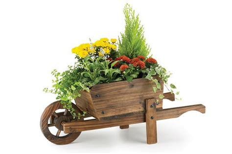 small wooden wheelbarrow plans woodworking projects plans