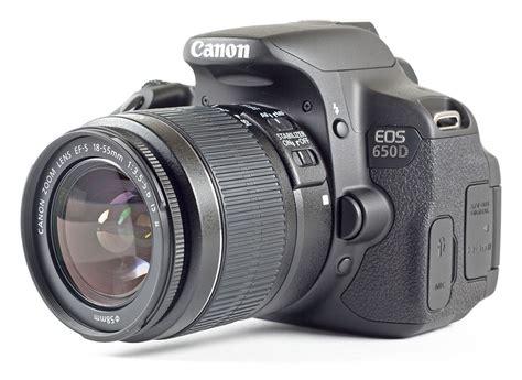 canon t4i canon eos 650d