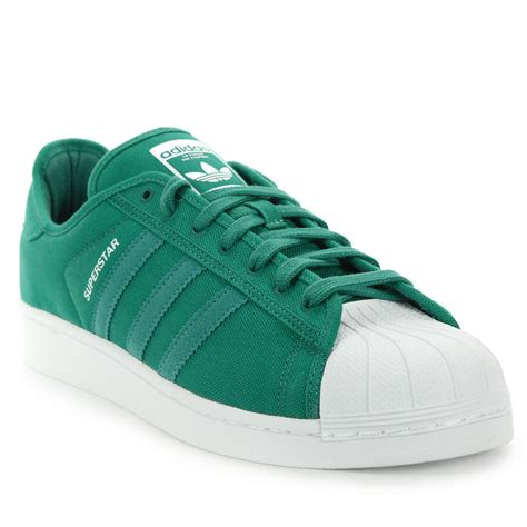 Green Shoes by Adidas S Superstar Festival Pack Sub Green Shoes