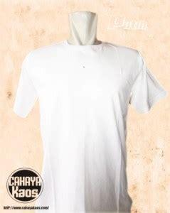Kaos Bali 19 Putih Size S M L Xl panduan warna cahaya kaos polos