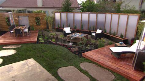 build ground level wood deck  designs