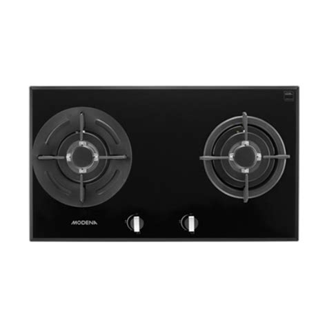 Kompor Gas Modena Bh 1725 jual modena bh 1725 la build in gas hob black