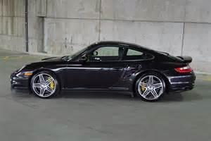 2007 Porsche Turbo 2007 Porsche 911 Turbo 997 Corcars