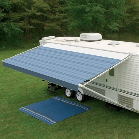 roller awnings caravansplus dometic 8300 awning 11ft blue fabric on