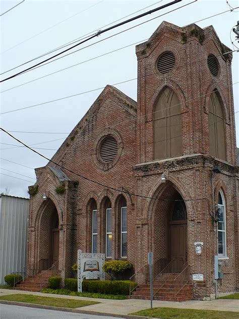 Lovely African American Churches In Columbia Sc #2: Emanuel_A.M.E._Church_Mobile.jpg
