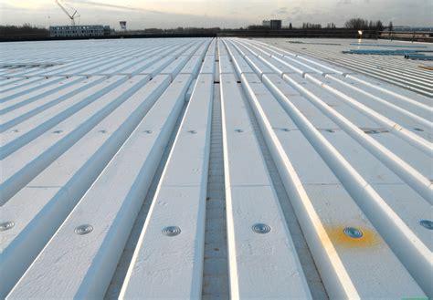 lite metal roof deck op deck insulated concrete floor system