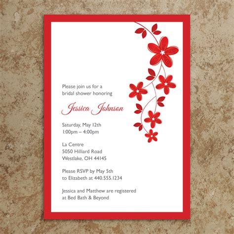 diy printable bridal shower invitations flower invitation diy printable invitation bridal