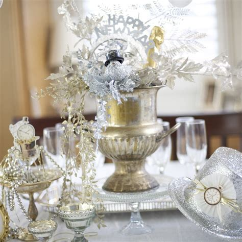 new years table decorations 31 table centerpieces ideas for new year s