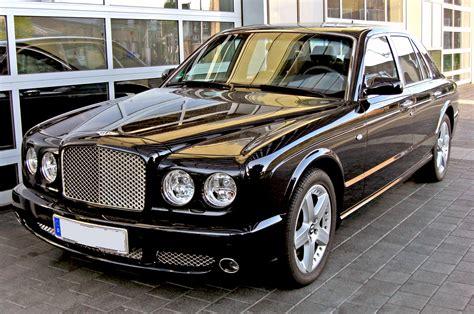 bentley arnage t bentley arnage review and photos