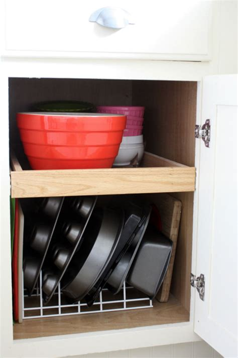 How To Organize Your Kitchen Cabinets And Drawers 10 Organized Kitchen Cabinets And Drawers Homes