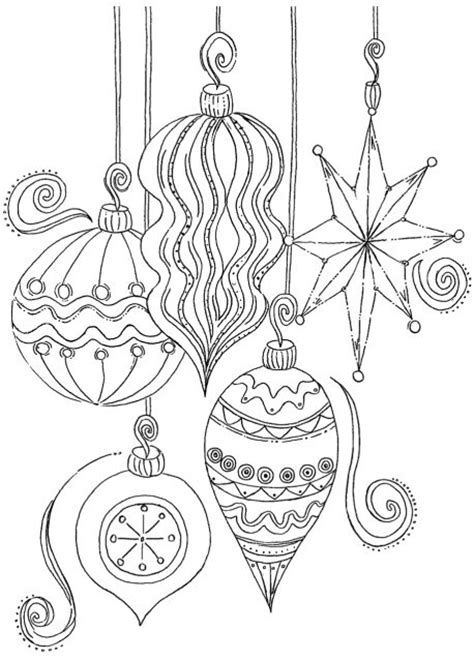 201 Best Watercolor Christmas Images On Pinterest Ornaments Coloring Pages For Adults