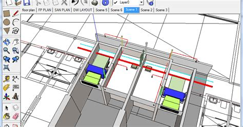 sketchup layout label tool juan h santiago sketchup layout work flow