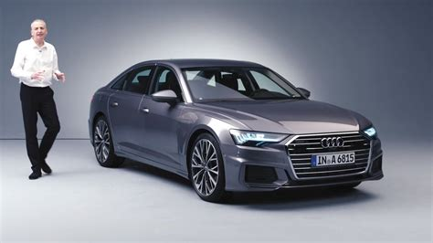 2019 Audi A6 News by 2019 Audi A6 Details And Heritage Discussed In