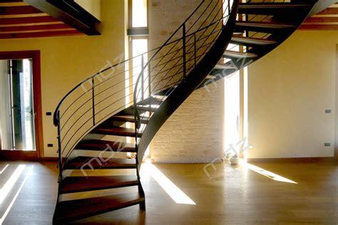 scale in ferro per interno scale interne in ferro vetro e acciaio inox vicenza