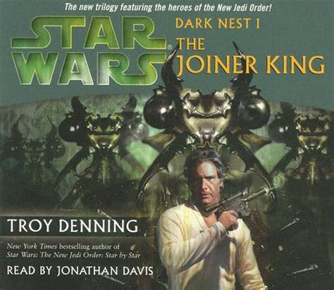 star wars the nest star wars dark nest i the joiner king abridged compact disc abridged tattered cover