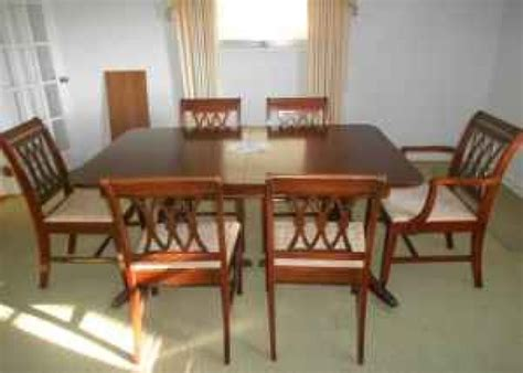 Duncan Phyfe Dining Room Chairs Duncan Phyfe Dining Room Chairs Duncan Phyfe Dining Table And 6 Chairs 500 Millbrook For