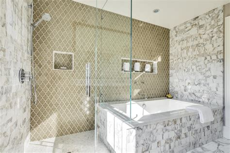 bathroom pattern photos hgtv