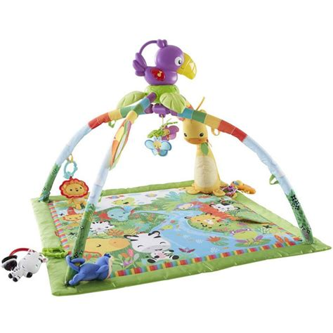 Tapis Fisher Price Jungle by Fisher Price Tapis De La Jungle Fisher Price King Jouet