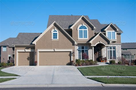 What Is The House In America by American House Stock Photo By Chr1 Photodune
