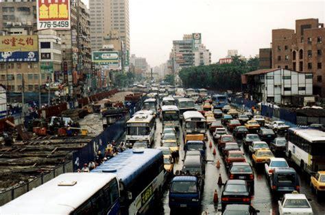 taiwan new year traffic cheap cars more traffic thecityfixthecityfix