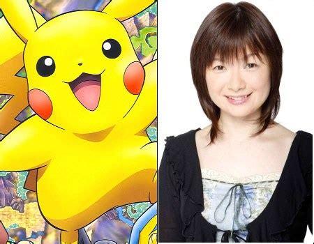 10 japanese anime voice actors you japanese level up pikachu pokemon ootani ikue voice actor