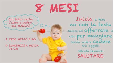 alimentazione 7 mesi neonato 8 mesi i primi mesi di vita neonato