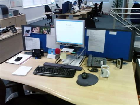 work desk for the work desk at boatanchor moblog