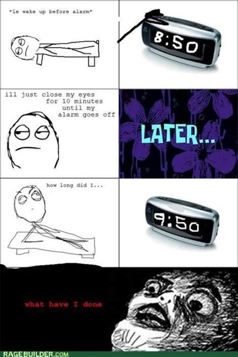 Alarm Clock Meme - funny alarm clock meme so damn true t t jks board of