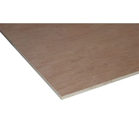 plywood sheet wickes non structural hardwood plywood 12 x 1220 x 2440mm