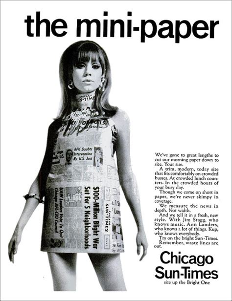 In The 60s Essay by The 60s Paper Dresses Vintage Everyday