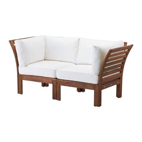 ikea outdoor sofa 196 pplar 214 kungs 214 loveseat outdoor ikea